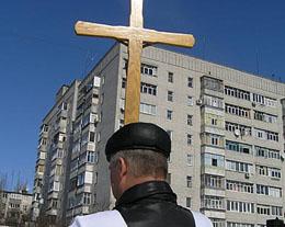 Хресна дорога в Кременчуці