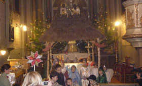 Різдвяна радість дітей у Львові
