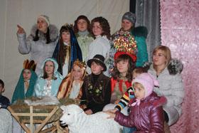 Хроніка святкування у Мацьківцях