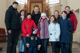 Францисканська молодь у Карпатах