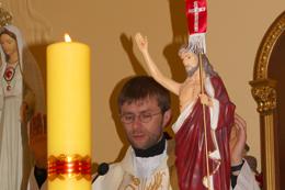Великдень в Мацьківцях