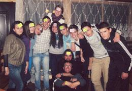 Hова молодіжна спільнота у костелі св. Антонія