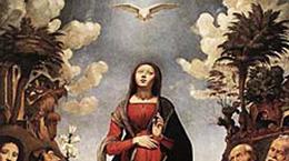 ІСТОРІЯ НОВЕННИ (29 XI -7 XII) ПЕРЕД УРОЧИСТІСТЮ НЕПОРОЧНОГО ЗАЧАТТЯ ПДМ
