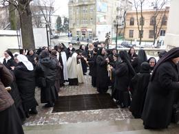День богопосвячених осіб у Львівській Архідієцезії