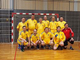 VII Чемпіонат Європи серед священиків з футзалу
