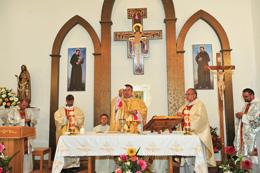 Свято Парафії в Борисполі