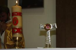Урочистість св. Франциска в Борисполі
