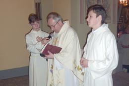 Посвячення каплиці