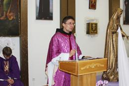 Адвентові реколекції в Борисполі