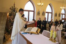 Неділя Святого Сімейства в Кременчуці