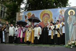 Екуменічна молитва в День Міста Львова