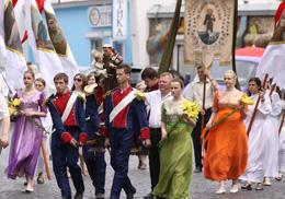 «Якщо шукаєш чудес, то йди до Антонія» - декілька слів про відпуст Святого Антонія Падуанського у Львові 13 червня 2014 р.