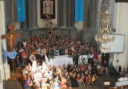 Паломництво до Марії та храмове свято в Санктуарії Матері Божої Більшівецької