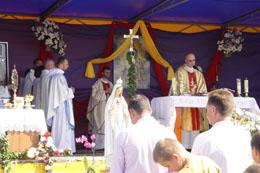 Храмове свято Народження Пресвятої Діви Марії в Мацьківцях