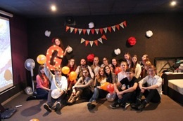 Cвяткування 2-ох років заснування спільноти GLORIA
