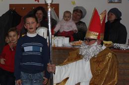 Святий Миколай у Борисполі