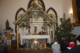 Різдво у Борисполі