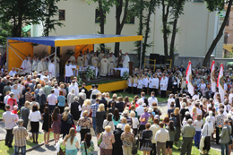 Святого Антонія у Львові: «Не переможе той, хто воює з Богом»
