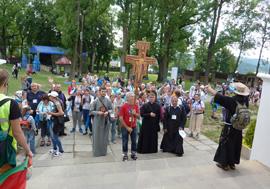 Ювілейне паломництво на Кальварію Пацлавську