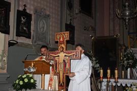 Перехід святого Франциска до слави неба