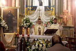 Вшанування Святого Франциска Асизького