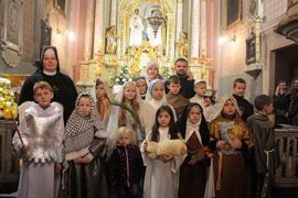 Святі Марія, Франциск, Антоній, Мати Тереза – на недільній Месі