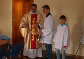 Новий катехетичний клас в Борисполі!