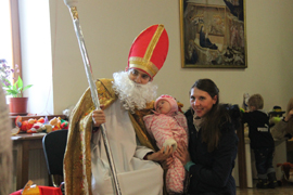Радісна неділя у Бориспільській парафії