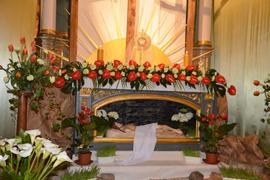Великодні свята в нашій парафії