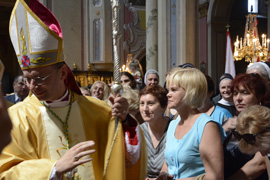 Архієрейська хіротонія єпископа Едуарда Кави