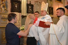 17 парафіян з парафії св. Антонія прийняло Таїнство Миропомазання