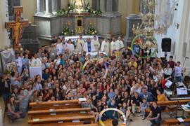 ХVII францисканська зустріч молоді у Більшівцях 3