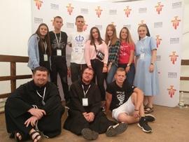 Група молоді з України взяла участь у FSM– францисканській зустрічі молоді у Польщі