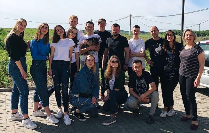 Францисканська Молодь - зустріч після карантину