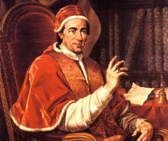 Климент XIV (1705-1774)