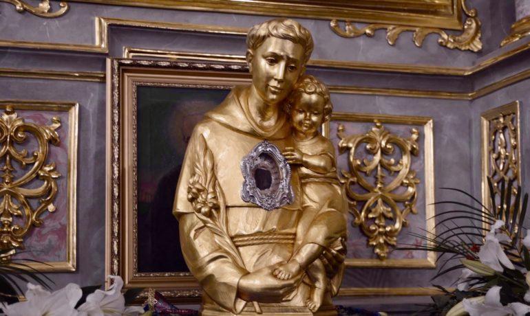 Лист папи на 800-ліття вступу св. Антонія Падуанського до францисканців