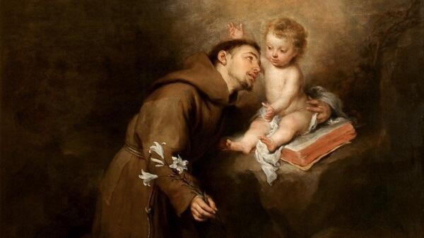 Святий Антоній з Падуї – творець францисканського богослов'я