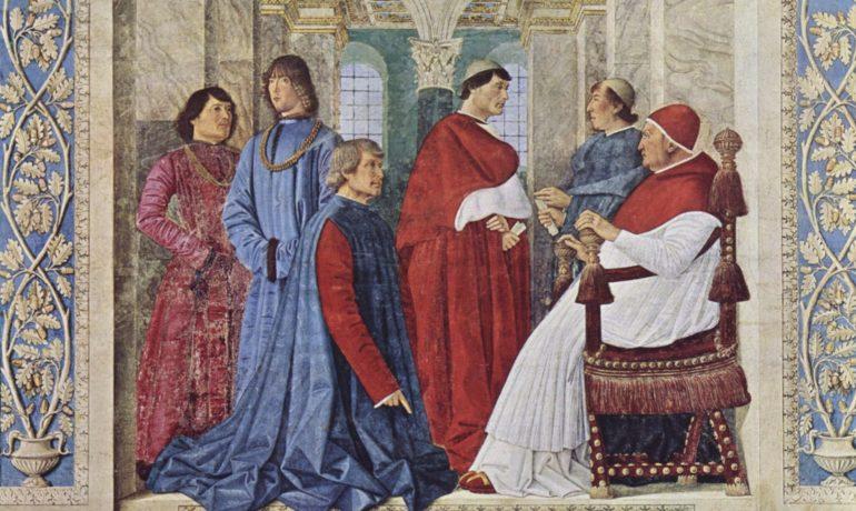 Папа Сікст IV (1414-1484)