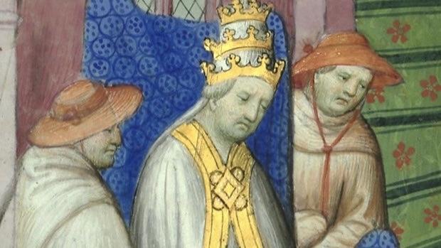 Папа Миколай IV (1227-1292)