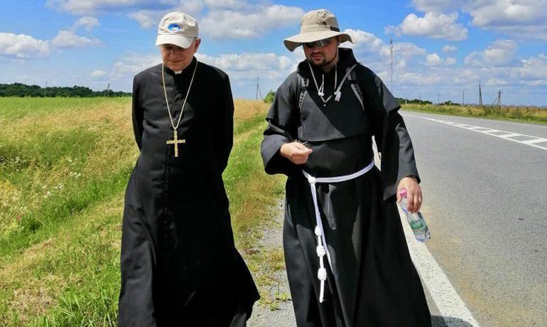 """Паломництво """"Миру і Поєднання"""" до Більшівців 2020"""