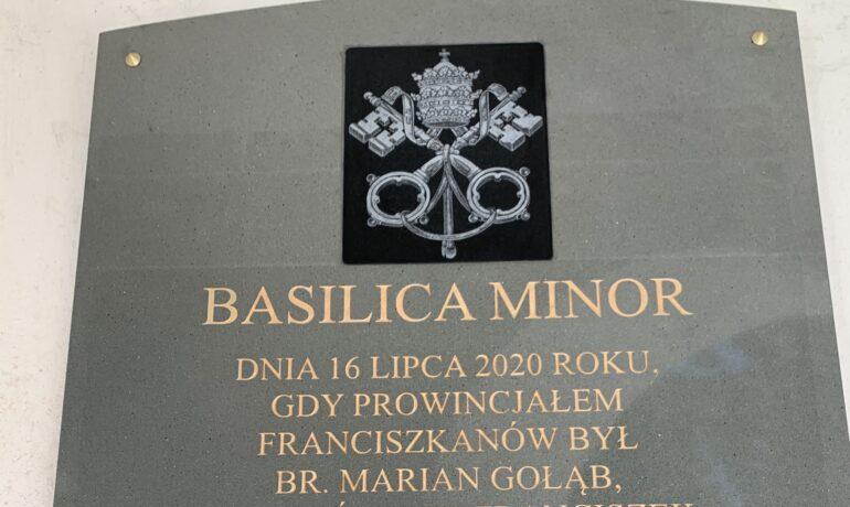 Базиліка Менша в Кальварії Пацлавській
