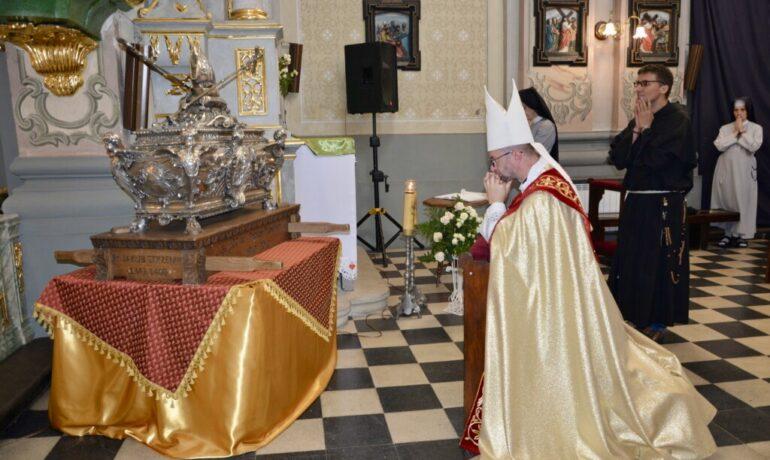 Вшанування бл. Якова Стрепи, францисканського архієпископа