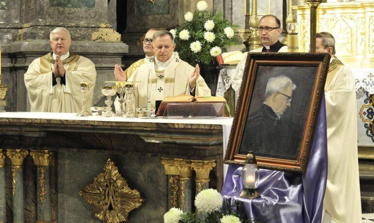 25-та річниця смерті єпископа Рафала Керницького OFMConv