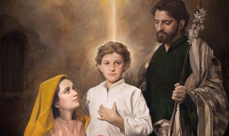Поточний Літургійний рік проголошений Роком Святого Йосифа