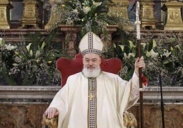 Єпископські свячення о. Домінік Метьє OFMConv