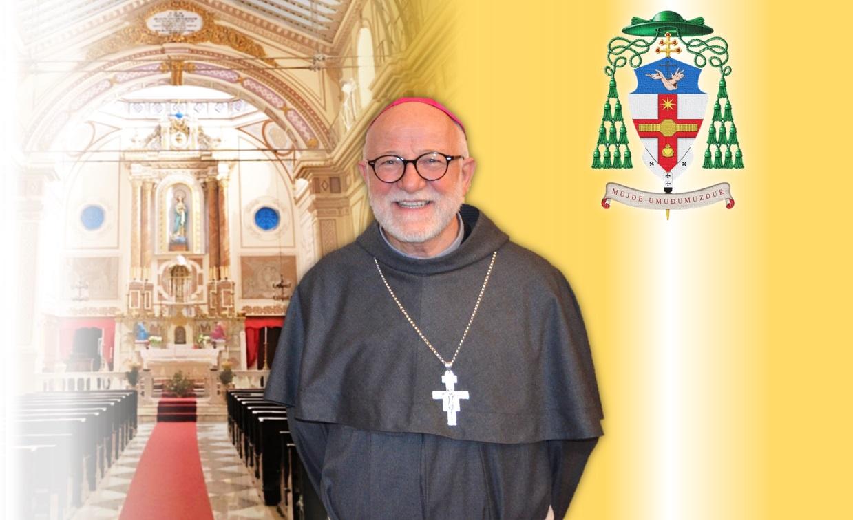Францисканець Мартін Кметец прийняв єпископські свячення