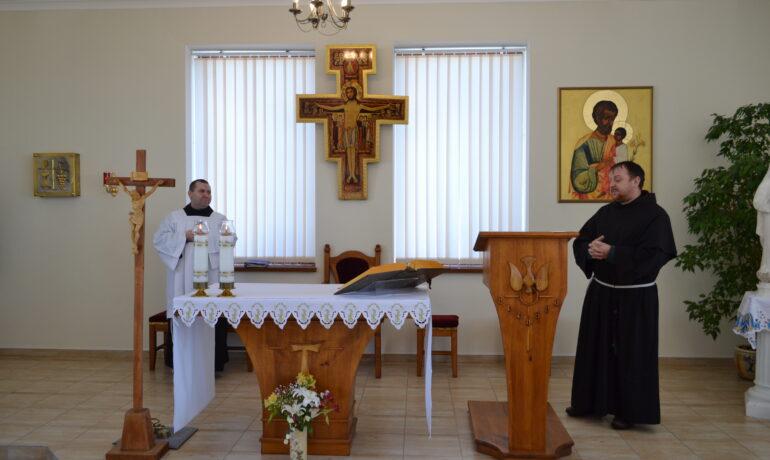 Майже п'ять років брат Петро Кремповіч служив в Кременчуці