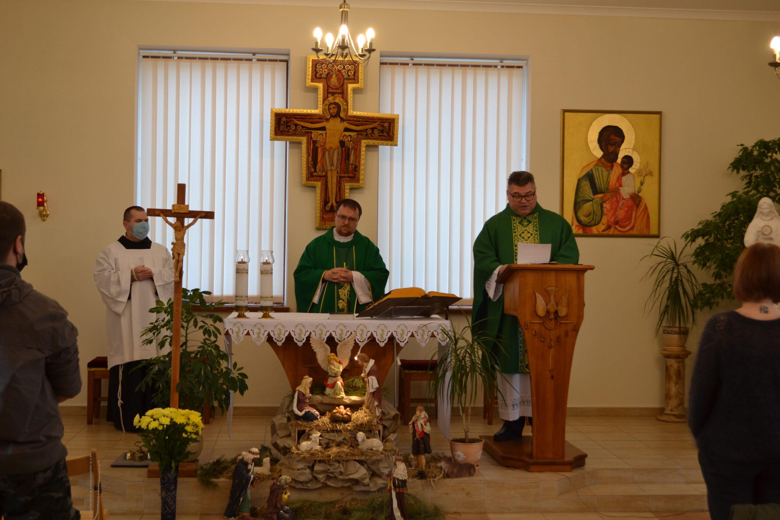 Новий настоятель парафії в Кременчуці склав присягу вірності