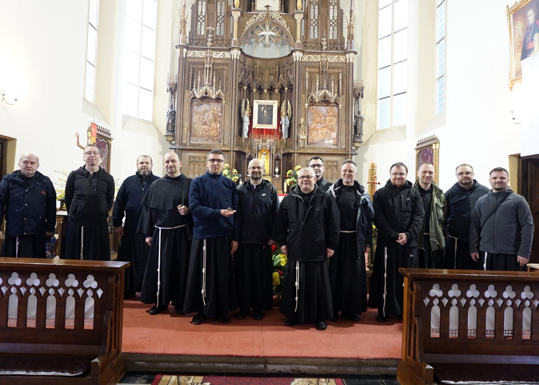 Братерська зустріч кустодії Святого Хреста