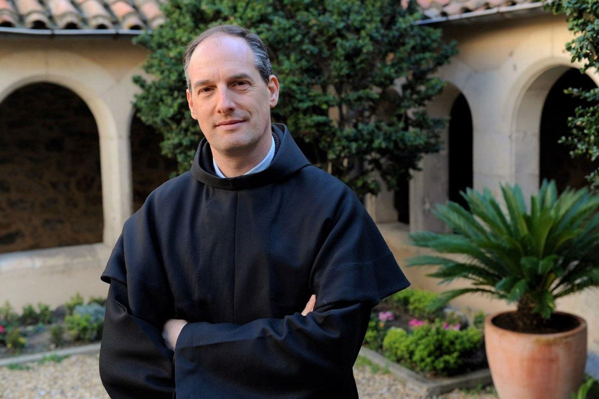 Новий францисканський єпископ у Франції